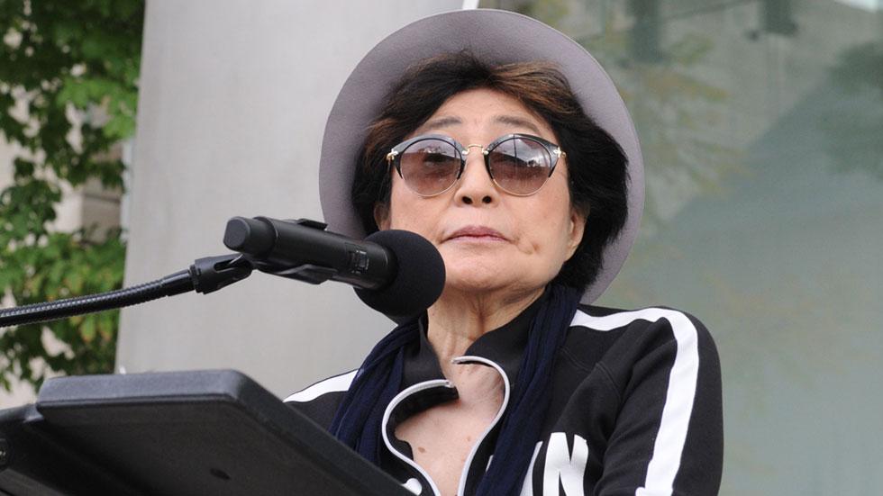 Yoko Ono será reconocida como coautora  de 'Imagine', de John Lennon