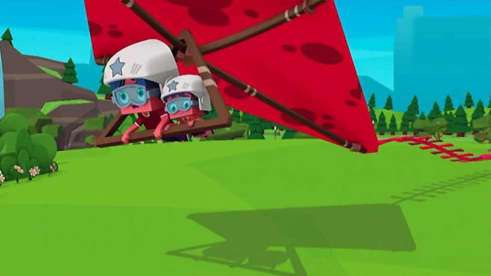 ✖ Yoko - Una enorme cometa - Clan TV - RTVE.es