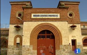 'Celda 211' se rodó en la antigua cárcel de Zamora
