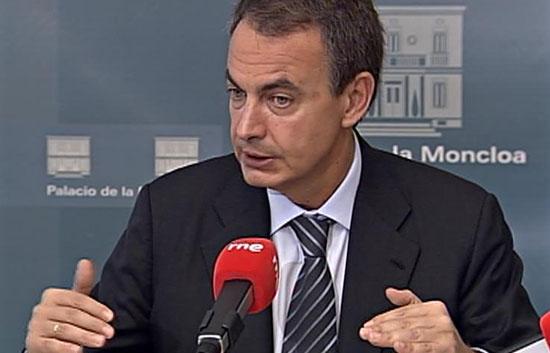 """Zapatero: La decisión sobre Garoña será """"razonable y razonada"""""""