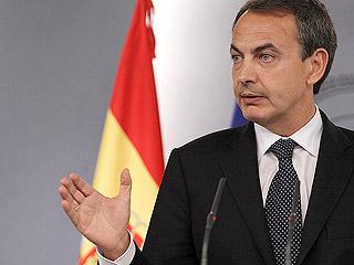 Ver vídeo 'Zapatero promete a los empresarios la aceleración de las reformas'