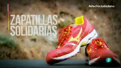 Efecto Ciudadano - Microacción:  Zapatillas solidarias