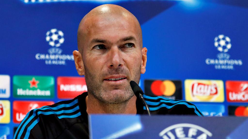 """Zidane: """"Cristiano es un líder"""""""