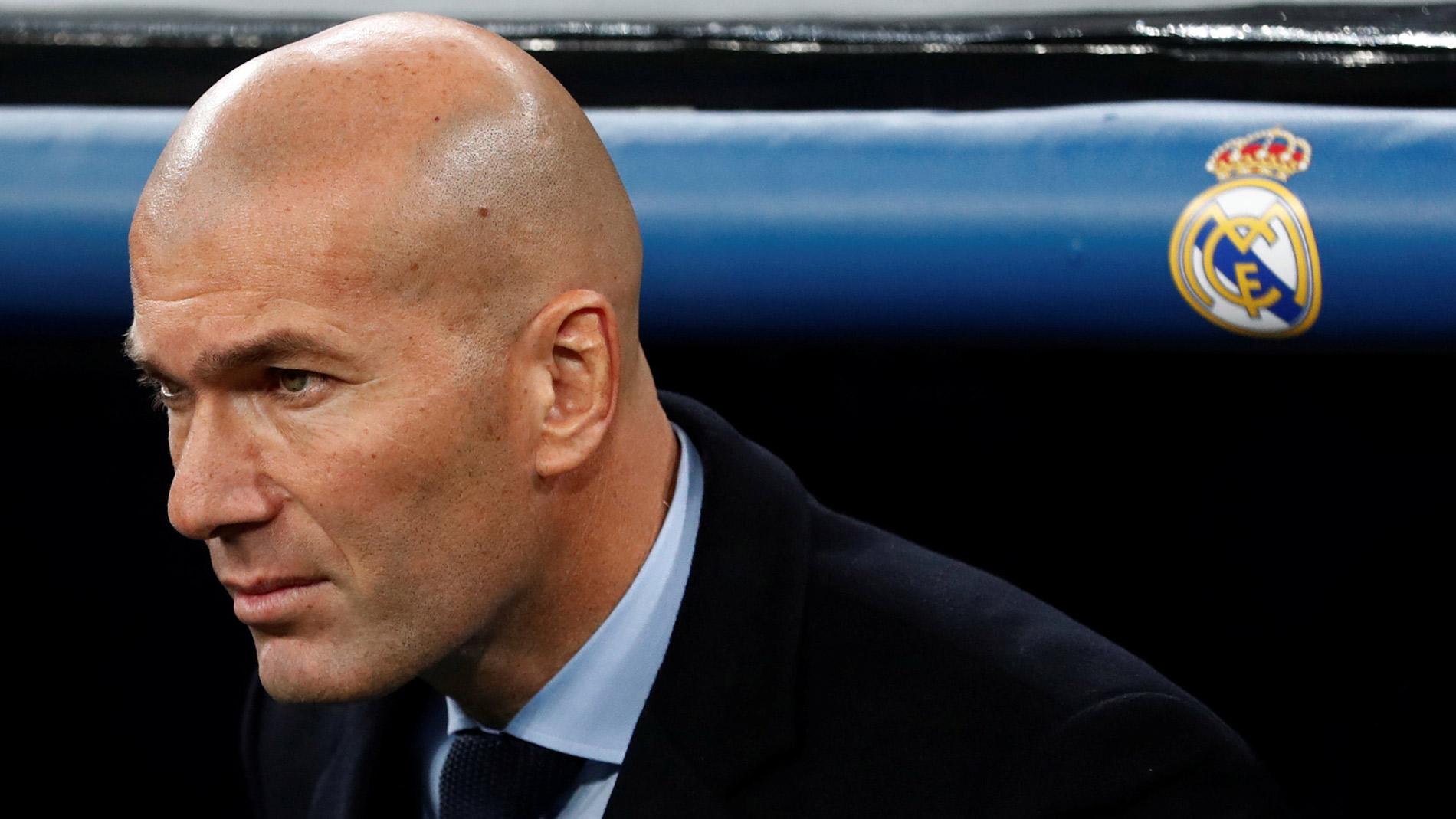 """Zidane: """"Encontraremos una solución"""", ante las bajas en defensa"""