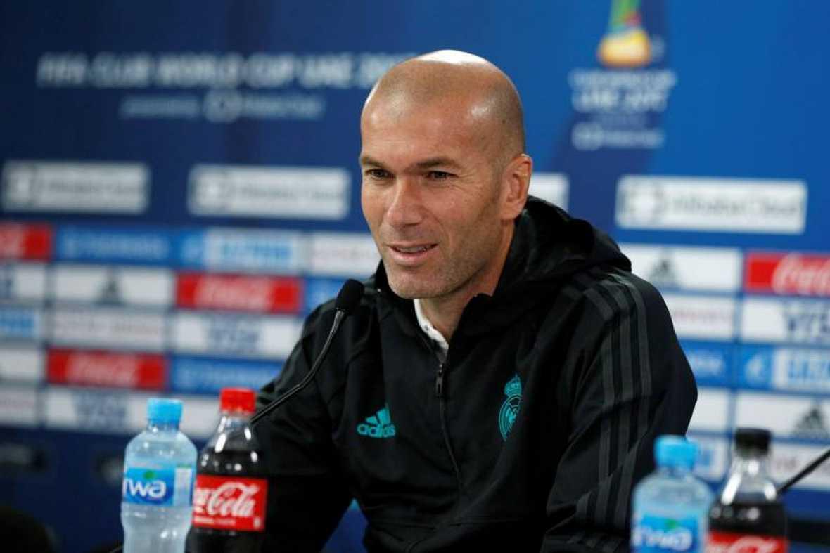 """Zidane, """"a muerte"""" con Benzema"""