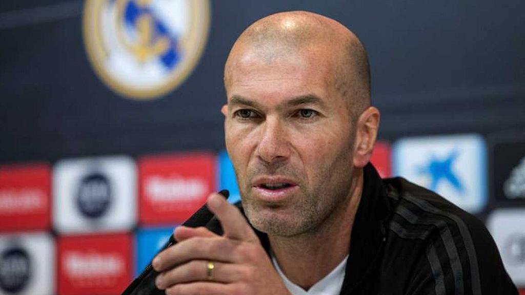 """Zidane: """"No es una final para mí; mi futuro no me importa"""""""