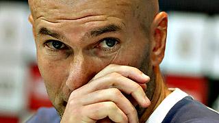 """Zidane pide que no se hagan """"juicios paralelos"""""""