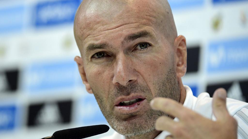 """Zidane, sobre la sanción a Cristiano: """"Estoy muy molesto. Es mucho para él"""""""