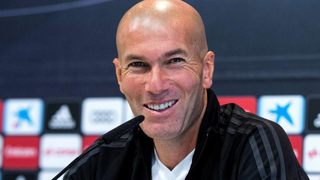 """Zidane: """"Ya están arregladas las cosas entre Cristiano y Sergio"""""""