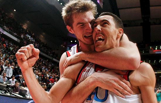 Zona ACB - Copa del Rey - 26/02/09
