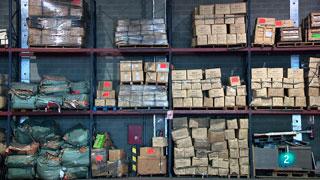 Especial TVE Catalunya - Zona Franca, franca zona: Arribada de mercaderies