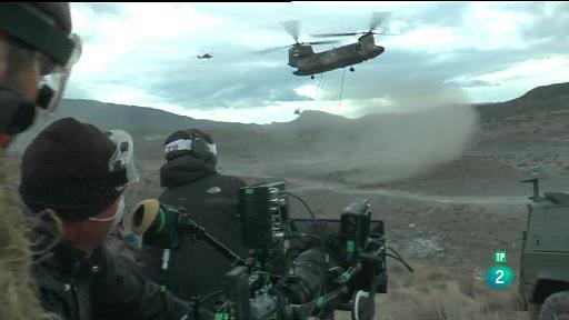 'Zona hostil', una película participada por TVE