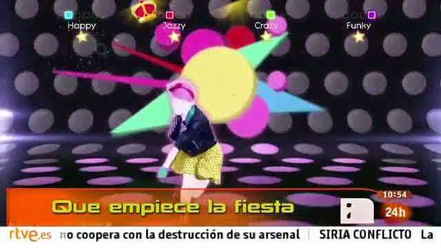 Zoom Net  - Just Dance, el videojuego de moda que convierte tu casa en pista de baile