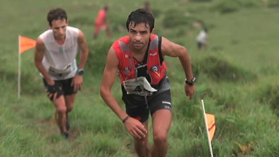 Carrera de montaña - Zumaia Flysh Trail
