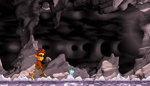 JuegoLa cueva del peligro