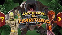 Defiende el territorio