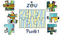 El puzzle de Zou 1