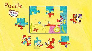 JuegoEl puzzle de Lupe