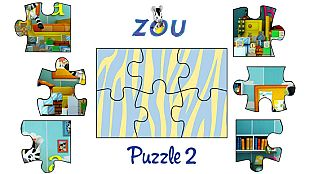 JuegoEl puzzle de Zou 2
