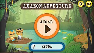 Juego Amazon Adventure