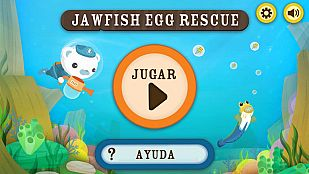 Juego Jawfish Egg Rescue