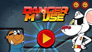 JuegoDanger Mouse...¡salva el día!