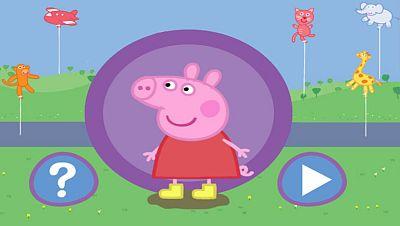Los charcos de barro de Peppa Pig