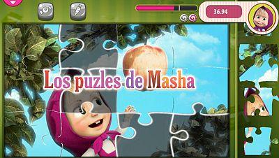 Los puzzles de Masha