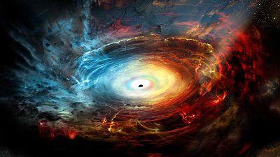 Resultado de imagen de La Implosión de una estrella