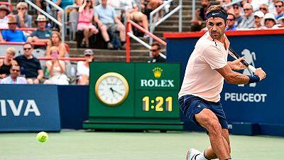 6b11555176 Federer se deshace de Ferrer y le espera Bautista en cuartos. 10.08.2017.  Tenis · Rafa Nadal