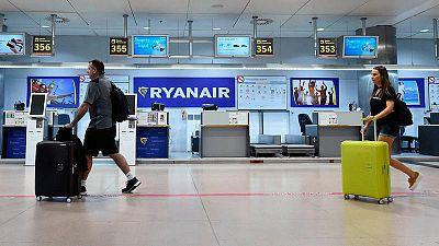 147194a09 La Agencia de Seguridad Aérea abre un expediente a Ryanair por posible  incumplimiento de los derechos de los pasajeros