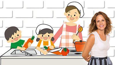 La estación azul de los niños - Cocina y música para la vuelta a la rutina