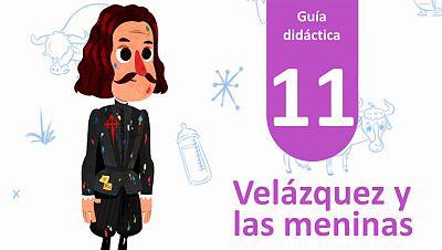 Guía Didáctica 11 - Velázquez y las meninas