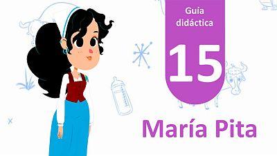 Guía Didáctica 15 - María Pita