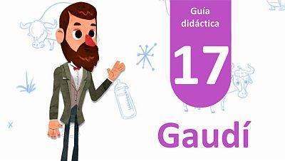 Guía Didáctica 17 - Gaudí