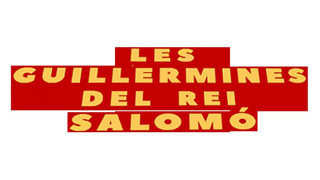 Logotipo del programa 'Les Guillermines del rei Salomó'