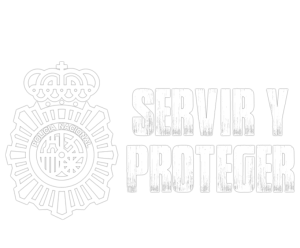 Logotipo del programa 'Servir y proteger'