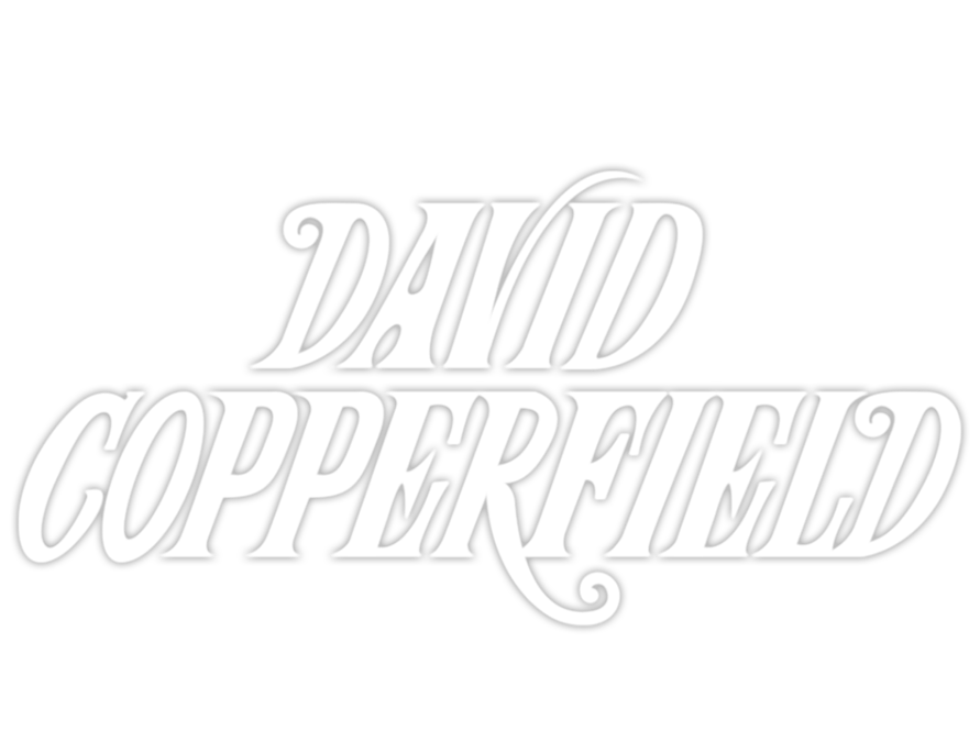 Logotipo del programa 'David Copperfield'