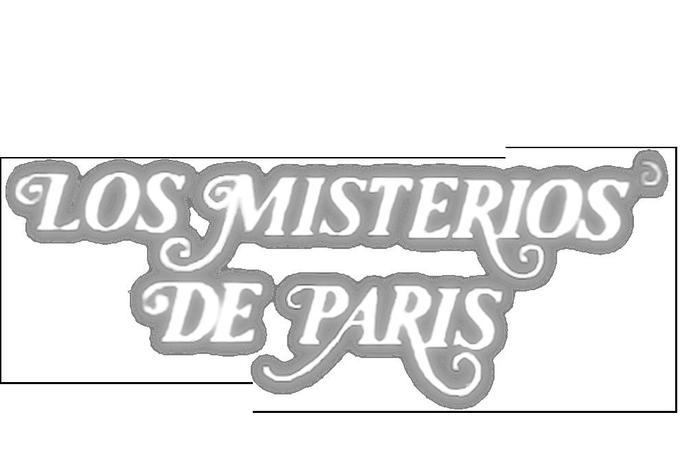 Logotipo del programa 'Los misterios de París'