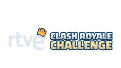Logotipo de 'Clash Royale Challenge'