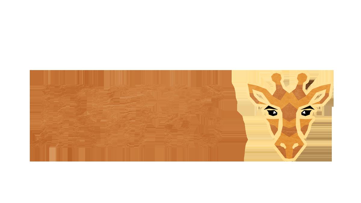 Logotipo del programa 'Jirafas'