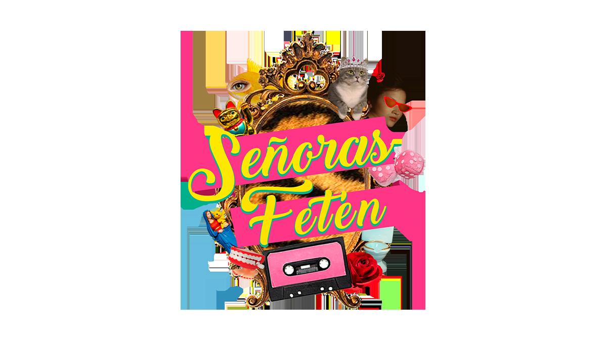 Logotipo del programa 'Señoras fetén'
