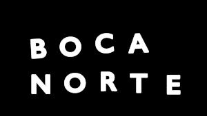 Logotipo del programa 'Boca Norte '