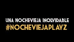Logotipo de 'Nochevieja Playz'