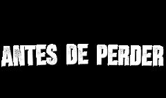 Logotipo de 'Antes de perder'