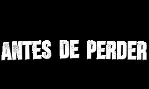 Logotipo del programa 'Antes de perder'