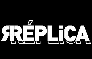 Logotipo del programa 'Réplica'