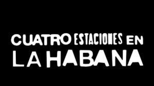 Logotipo del programa 'Cuatro estaciones en La Habana'