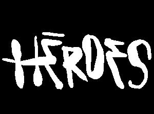 Logotipo del programa 'Héroes'