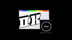 Logotipo del programa 'OK Playz'